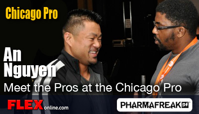 An Nguyen Chicago Pro