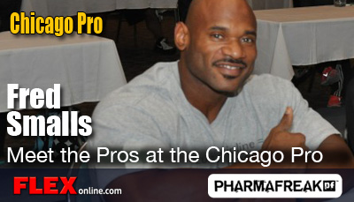 Fred Smalls Chicago Pro