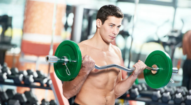 The 6 Worst Things You Can Do For Bigger Biceps