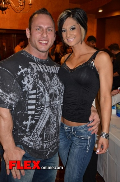 Mike Liberatore and Christina