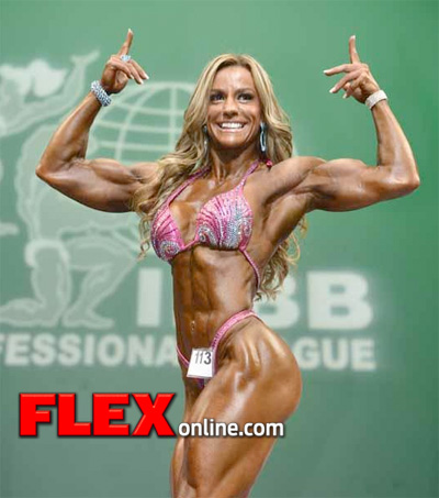 Physique winners New York Pro