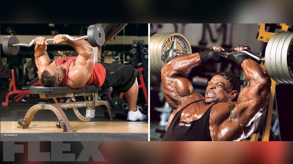 lying tri vs incline tri muscle fitness