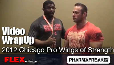 chicago pro video wrapup larry brown mike liberatore