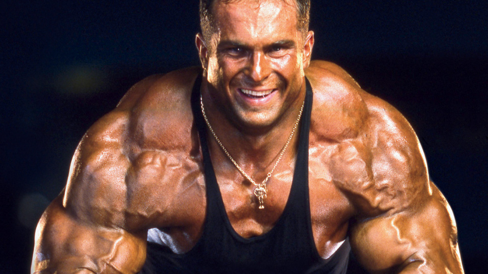 Alexander Fedorov, the Physique that Shocked the Bodybuilding World