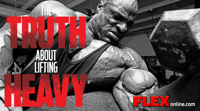 The Truth About Lifting Heavy