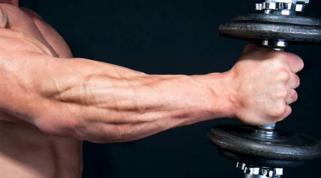 Front and Center Forearm Workout
