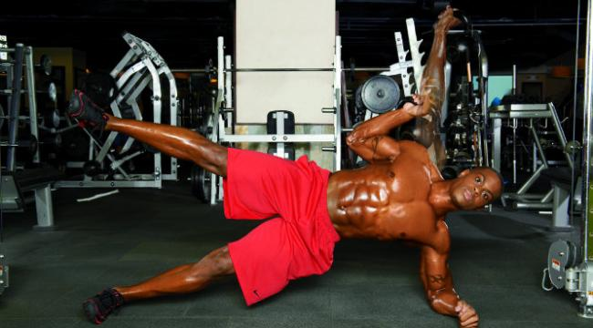 A True Test of Fitness: The Gladiator Press