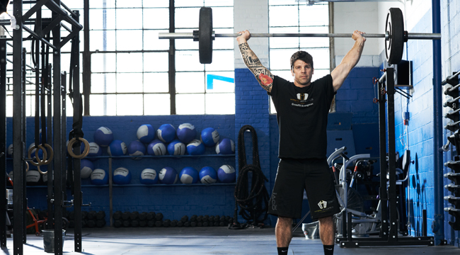 Crossfit Workout Muscle Up With This Brutal Crossfit