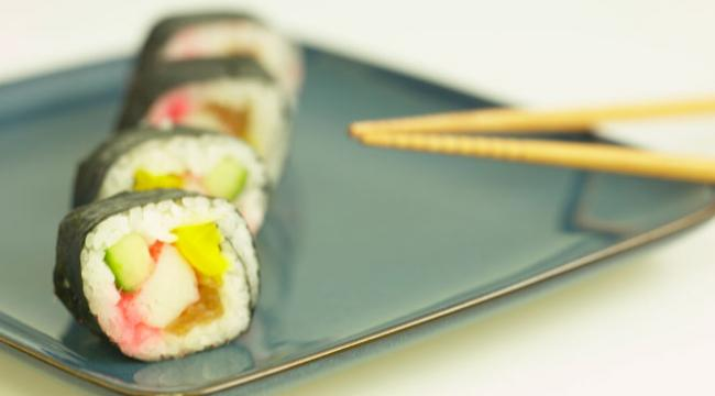 Protein in the Raw: Sushi Made Easy