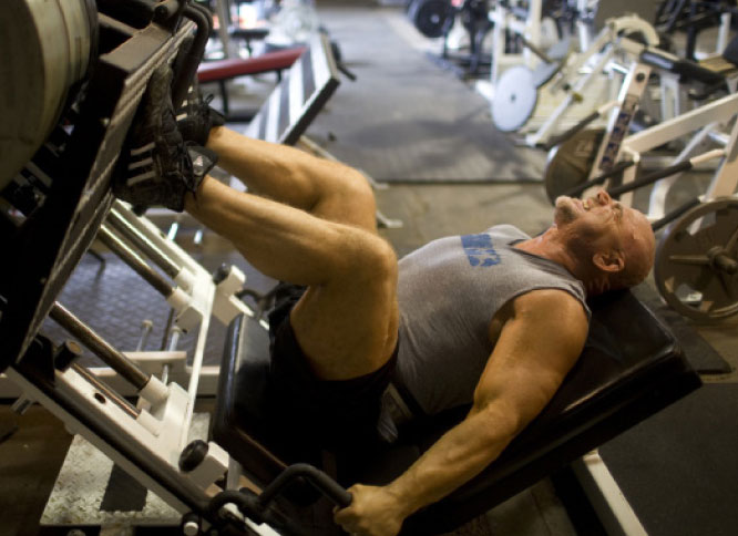 Dave Tate's Elite Workout | Muscle & Fitness