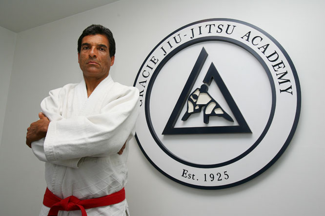 Rorion Gracie, co-founder of the UFC