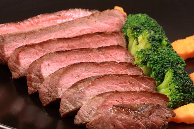 Steak and Broccoli