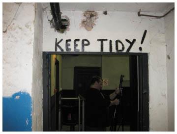 Keep Tidy!