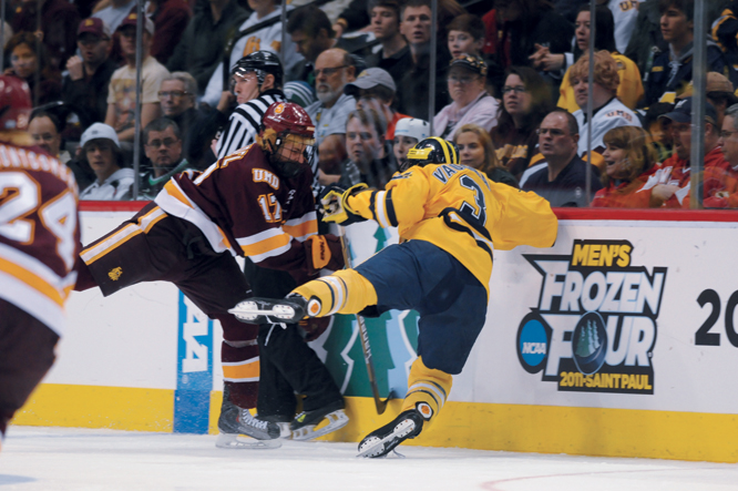 Minnesota-Duluth Hockey