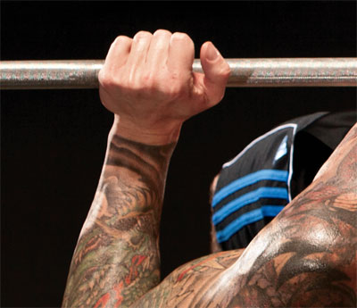 The Upper Body Strength Training Workout | Muscle & Fitness