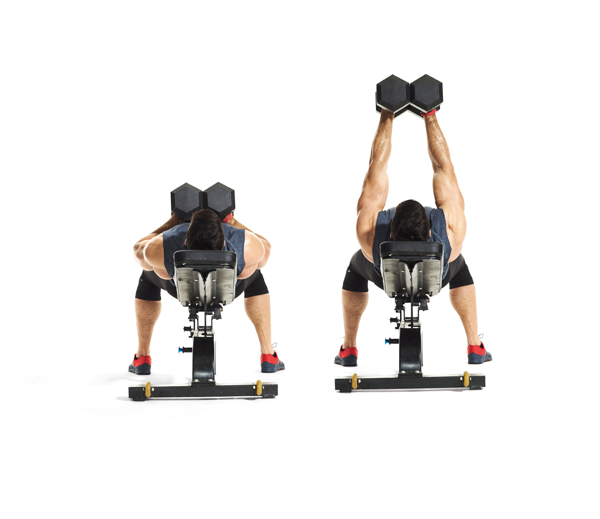 Incline Dumbbell Squeeze Press Video Watch Proper Form