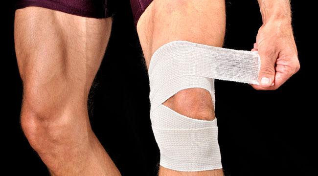 Leg Training for Weak Knees