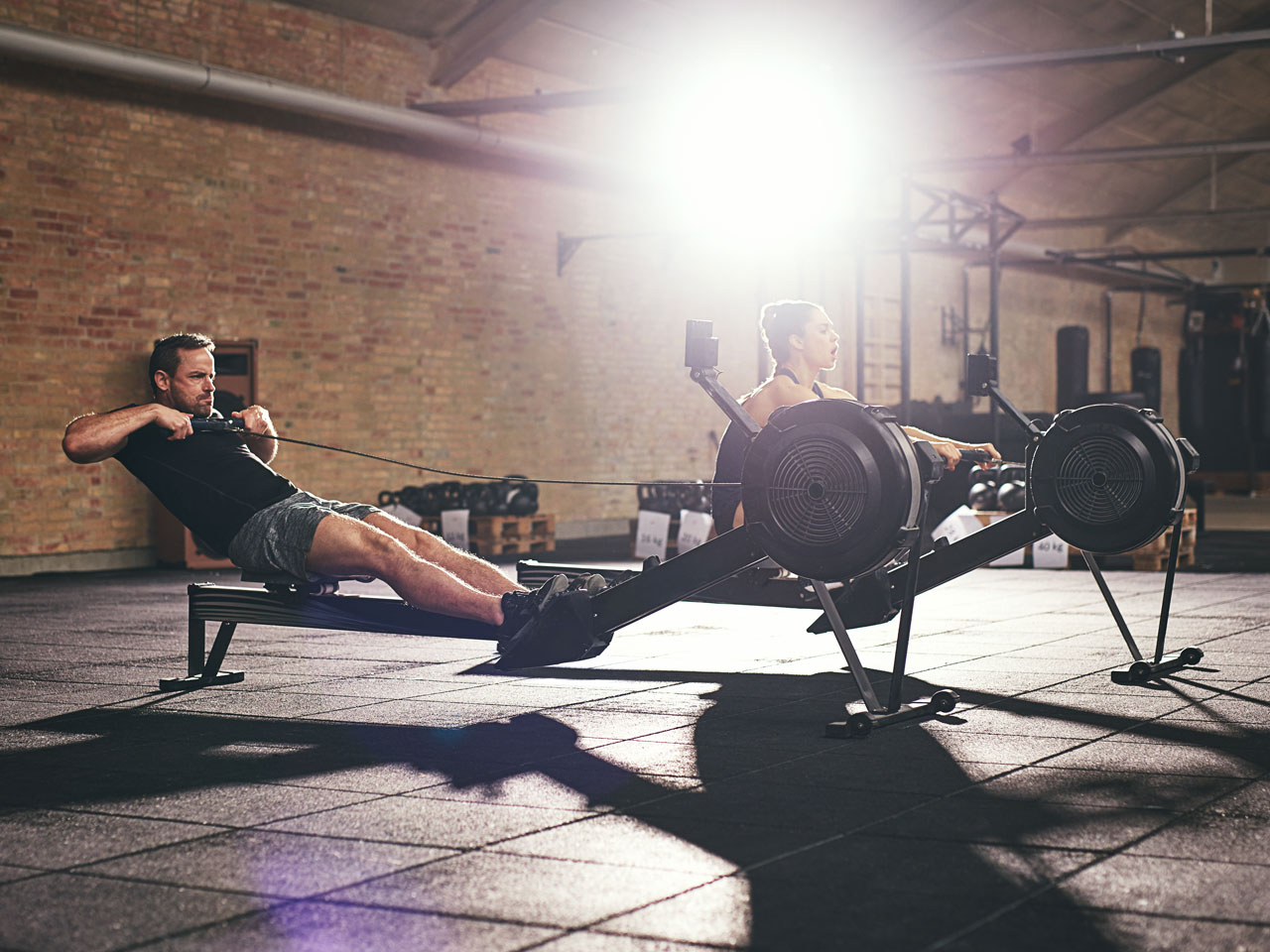 The 4-round CrossFit workout to build powerhouse muscular endurance