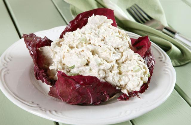 mayo alternative chicken salad