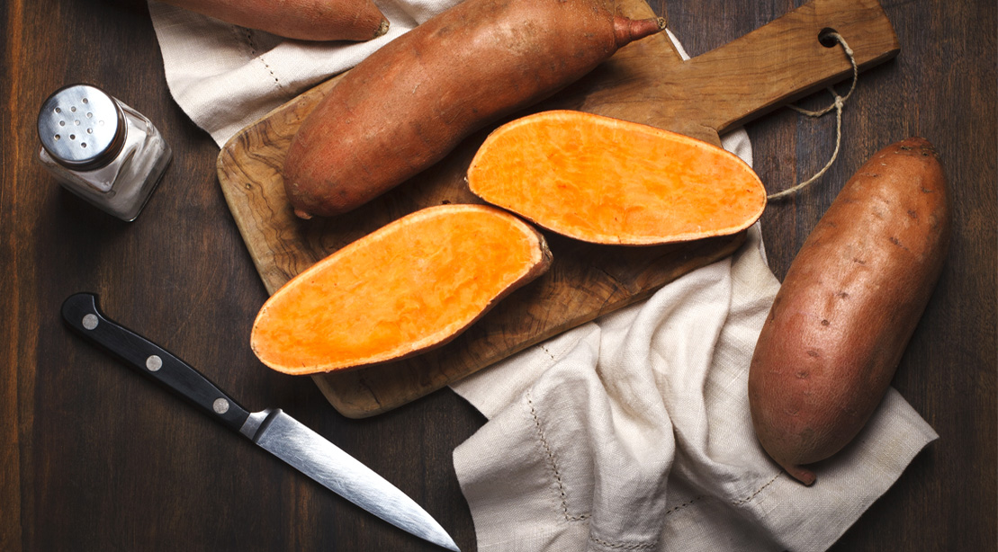 10 Best Carbs Sweet Potato