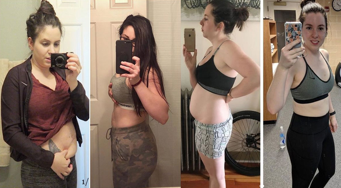 10 Women Who Made Amazing Body Transformations After Going Keto
