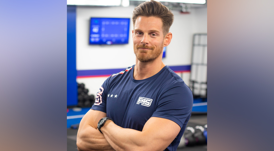 Pete Pisani, F45's Global Performance Director, Is Aiming to Make You