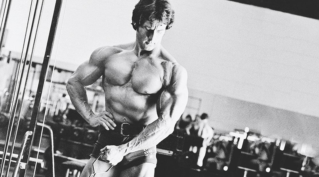 Becoming a Legend: Frank Zane's Upper-Body Workout