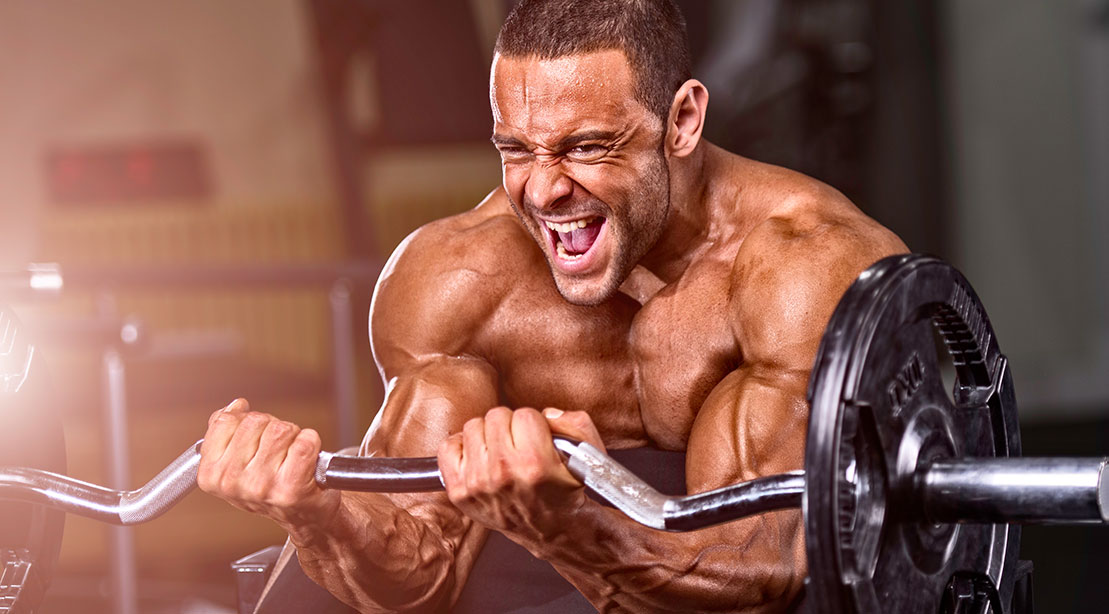 Big, Burly, Badass Biceps