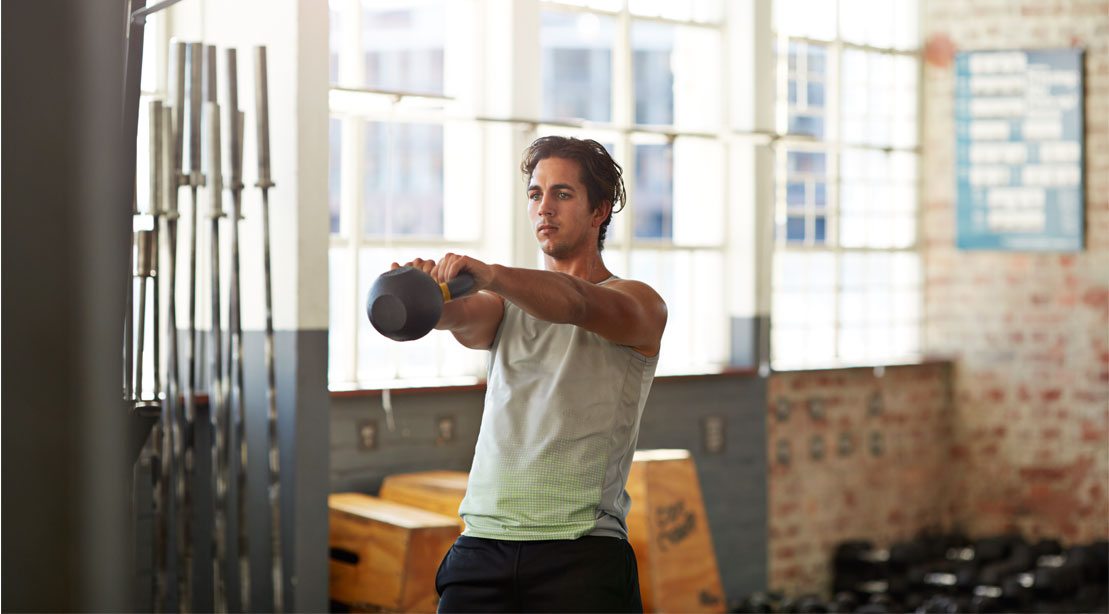 Get Ripped With These 6 Must-do Kettlebell Exercises