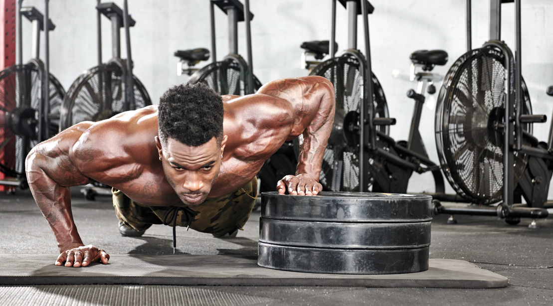 6 Pushup Variations to Challenge Your Upper Body