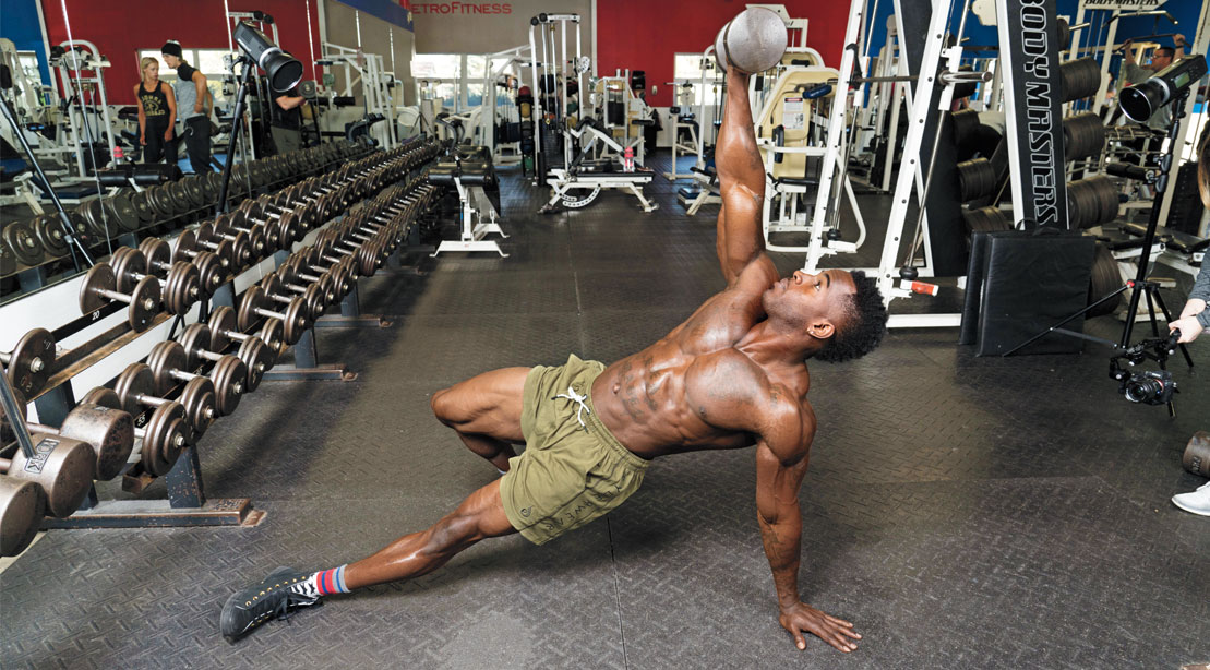 2 One-Dumbbell Workouts That Take Less Than 30 Minutes