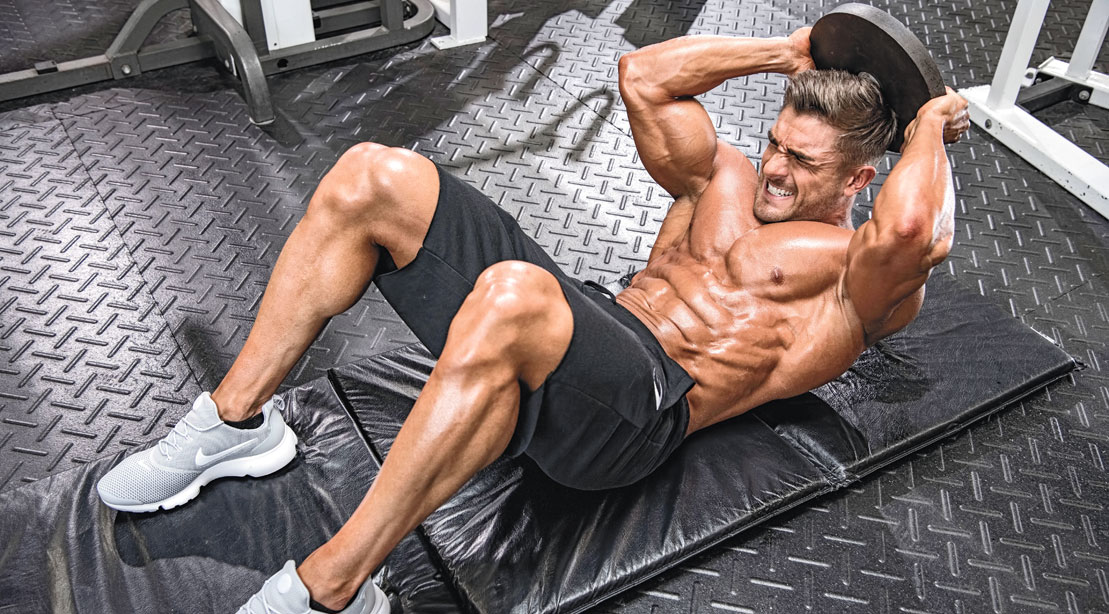 4 Moves for Ripped Lower Abs