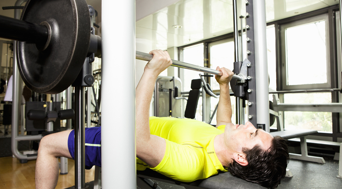 The Total-Body Smith Machine Workout for Max Muscle