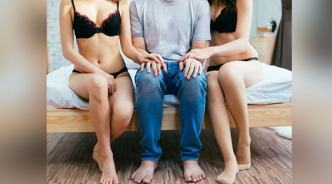 The Top 10 Questions Men Ask About Sex
