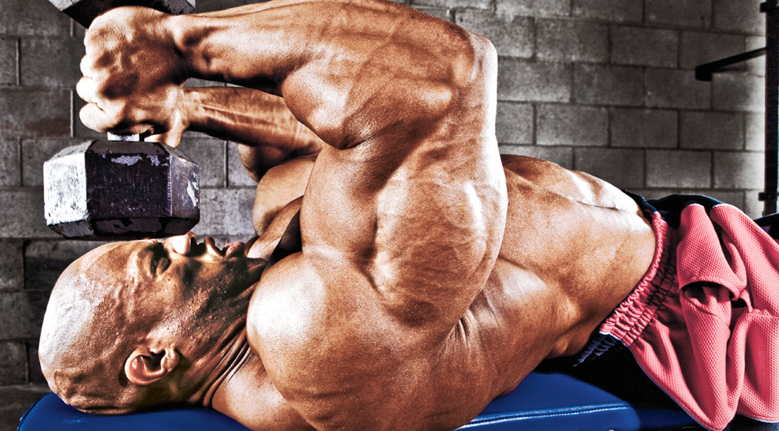 The 12-Week Plan to Throw on Muscle Mass