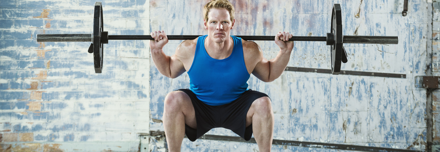 The 4-Week Beginner's Guide to Building a Stronger, More Muscular Physique