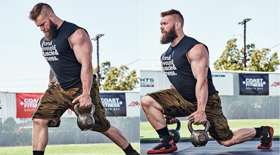 """""""The Muscle Doc's"""" 5 Moves for a Bigger, Better Squat"""