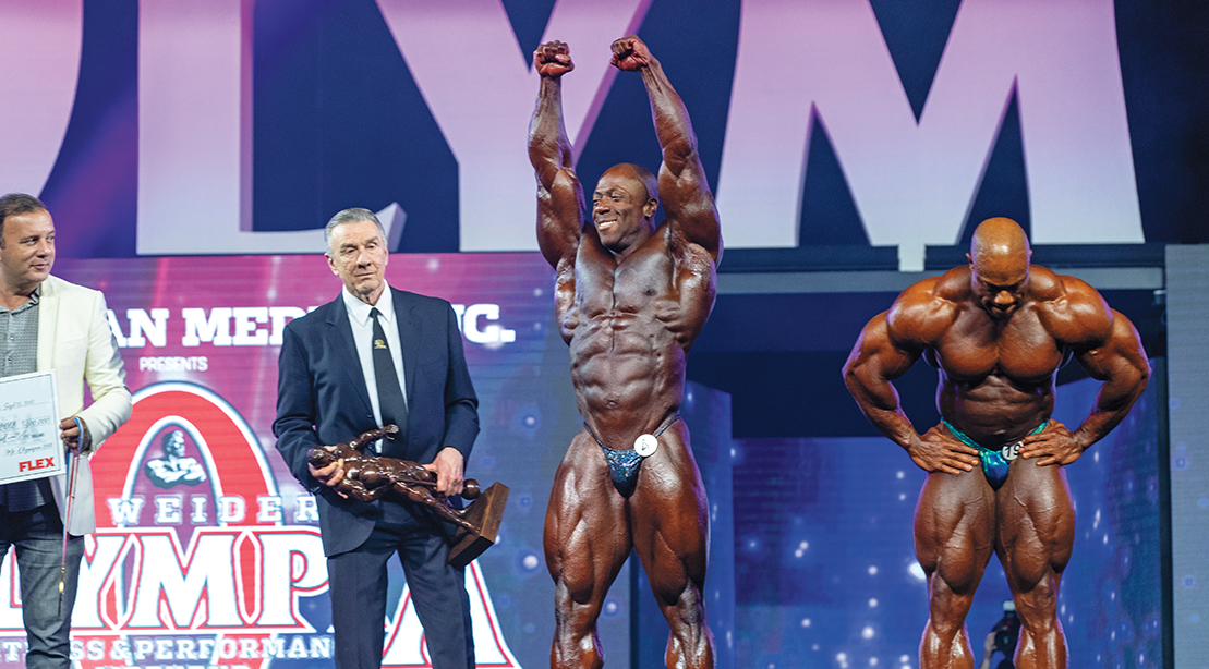 Shawn Ray on the 2018 Olympia and the State of Bodybuilding