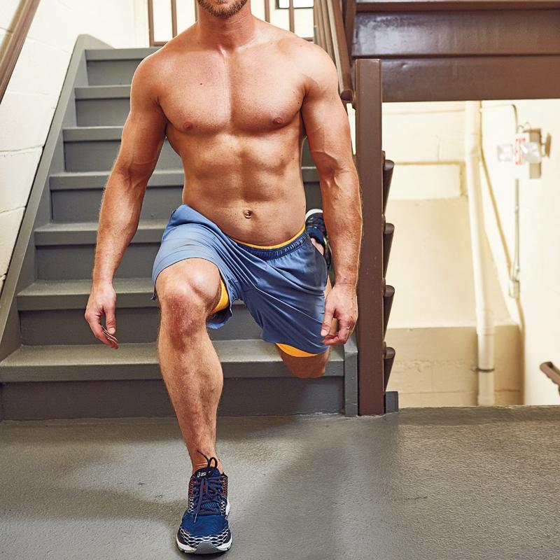 Image result for bodyweight split squat