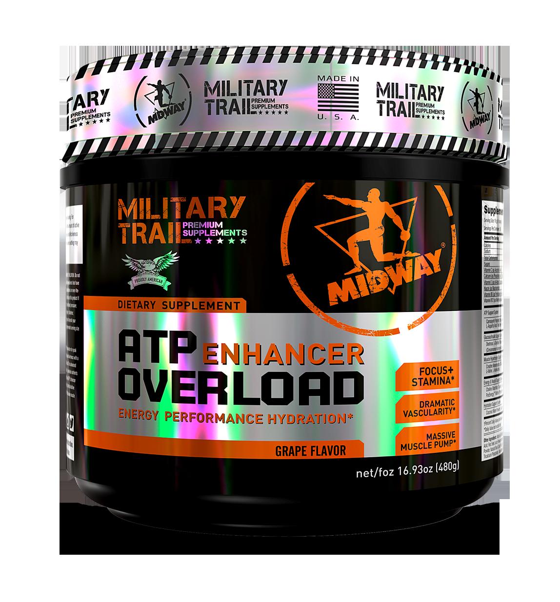 ATP Enhancer Overload