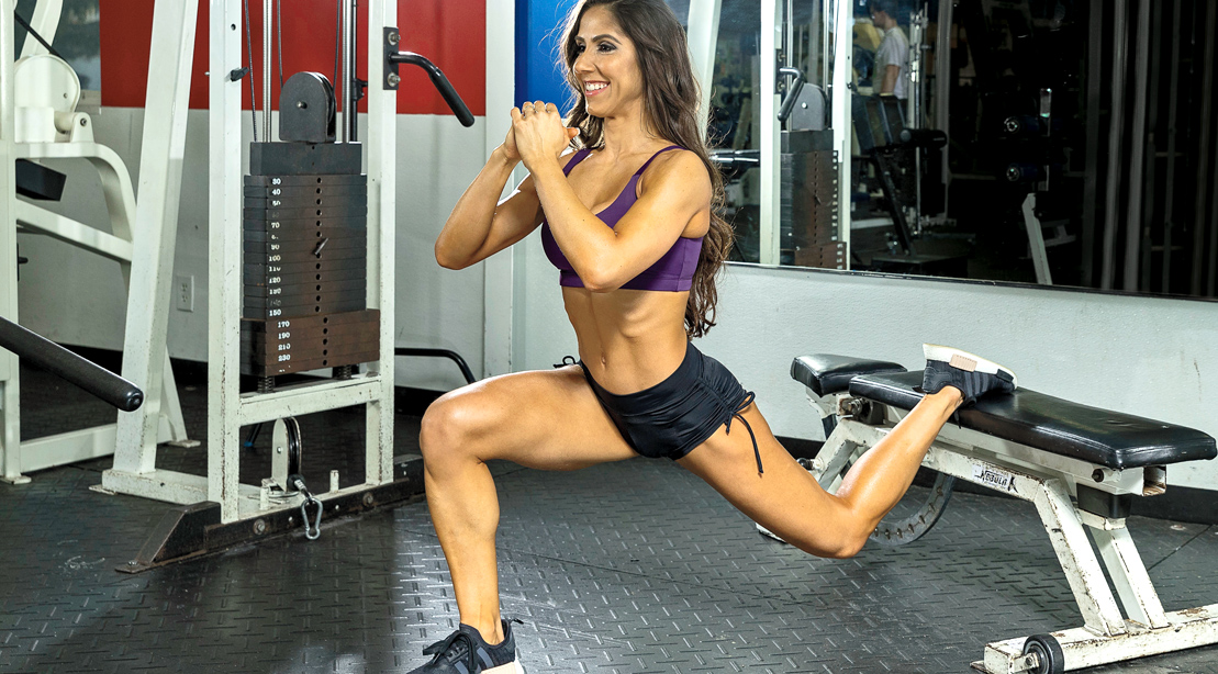 Angelica Teixeira's Tips and Workout for Perfect Glutes and Abs