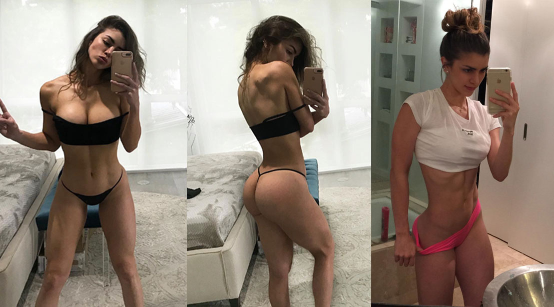 Photos Fitness Model Anllela Sagras Sexiest Instagram -7992