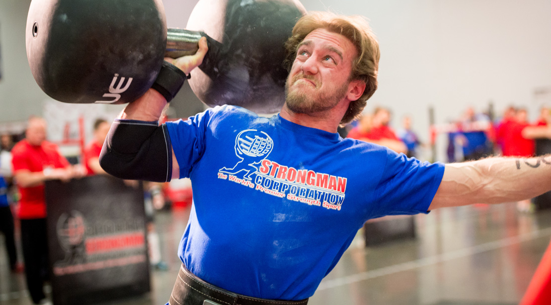 Arnold Strongman Classic A True Test Of Strength Muscle