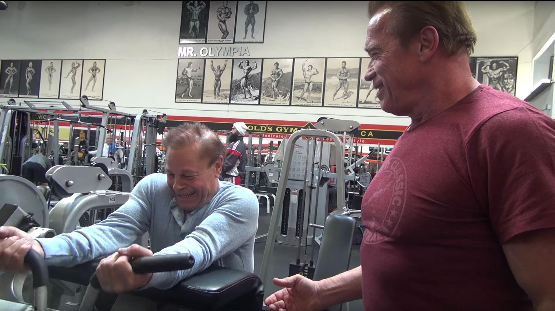 Franco columbo bodybuilding bodybuilders over 50