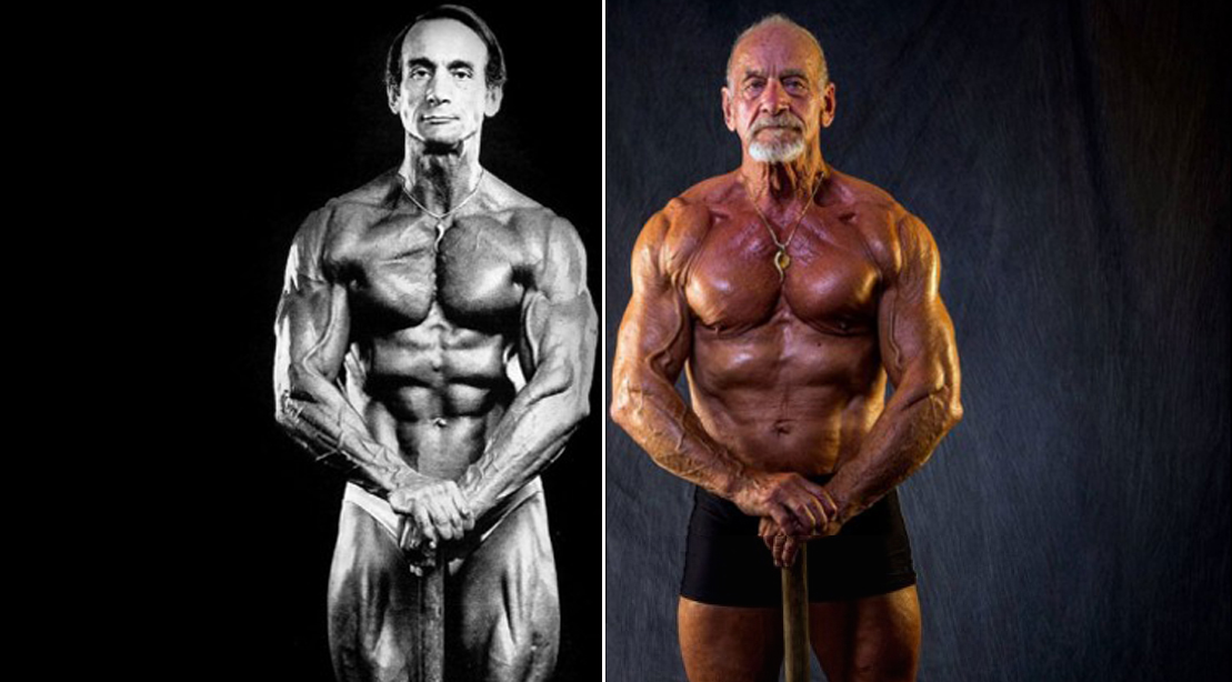 The 8 Oldest, Most Jacked Men In the Gym | Muscle & Fitness