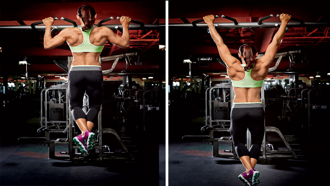 6 Back-Sculpting Moves