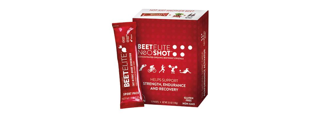 Neogenis Sport BeetElite nitric oxide supplement (