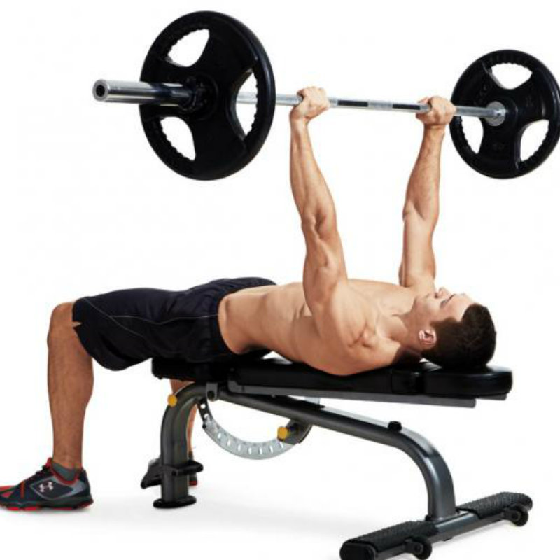 Powerlifting Bench Workout: How To Properly Execute A Barbell Bench Press