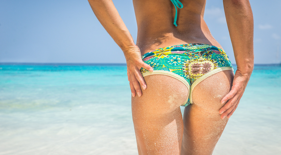 3 Workouts for a Better Bikini Butt