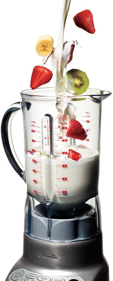 blender shake
